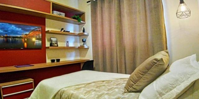 Apartamento para venda em camboriú, centro, 2 dormitórios, 1 suíte, 2 banheiros, 1 vaga - Foto 2