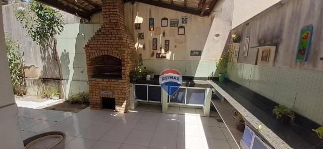 Casa com 5 dormitórios à venda, 259 m² por r$ 1.000.000 - de lourdes - fortaleza/ce - Foto 2
