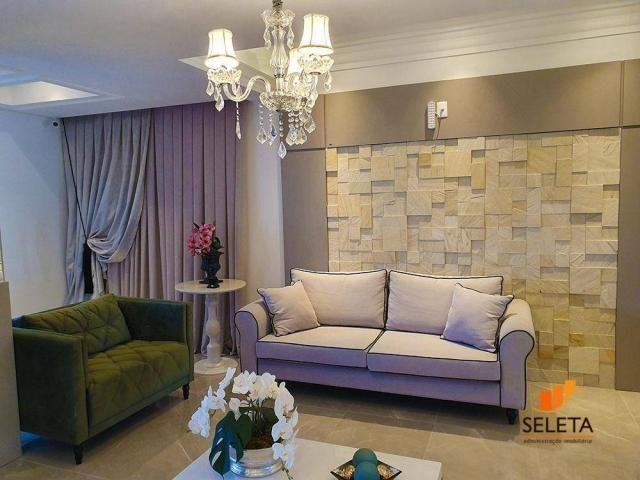 Apartamento com 2 dormitórios à venda, 63 m² por r$ 278.000,00 - tabuleiro - camboriú/sc - Foto 7