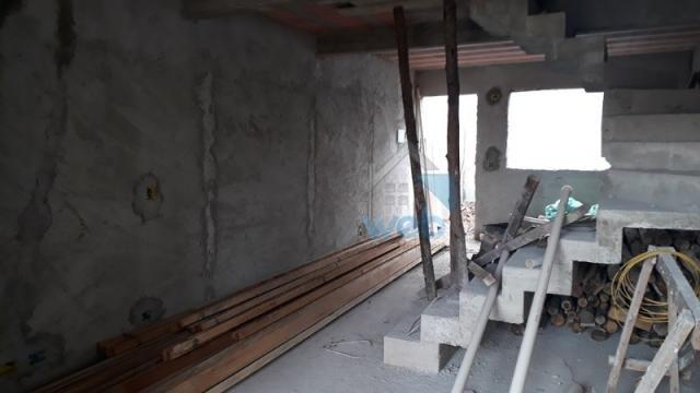 Oportunidade de compra! sobrado, 02 quartos, aproximadamente 77 m², em construção na regiã - Foto 4