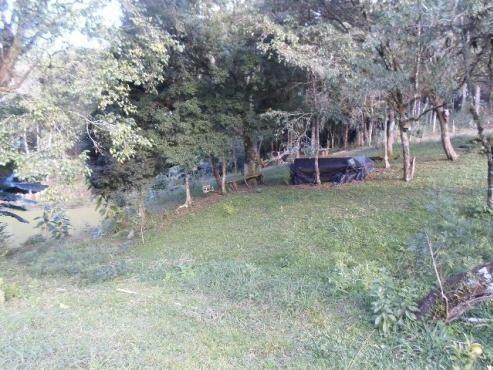 Chacara agudos do sul as margens pr 281 troco caminhao guincho munk - Foto 9