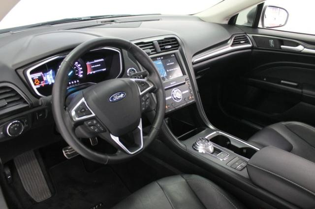 Ford Fusion 2.0 EcoBoost Titanium AWD (Aut) 2017-Impecável Único Dono-Baixa Quilometragem - Foto 13