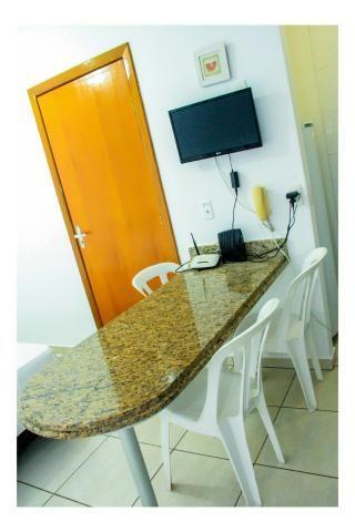 Flats e Apartamentos mobiliado por temporada em Goiânia