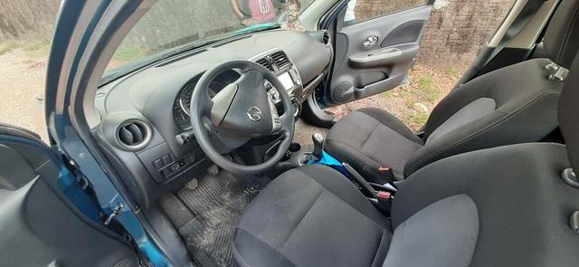 Nissan match ls