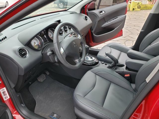 308 Griffe 1.6 Turbo Ano 2017 Com Apenas 25 Mil Km, Confira!!! - Foto 14