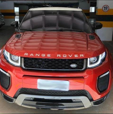 Ranger Rover Evoque hse dynamic