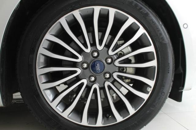 Ford Fusion 2.0 EcoBoost Titanium AWD (Aut) 2017-Impecável Único Dono-Baixa Quilometragem - Foto 5