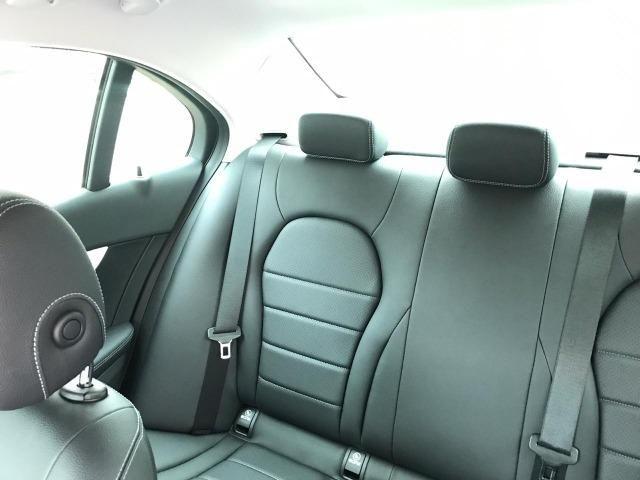 7 Mil Km Rodados, Praticamente Zero, Mercedes-Benz C-180, 2018/2019 - Foto 8