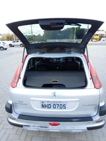Peugeot escapade 2007 1.6 completo top!!!! carro extra - Foto 19