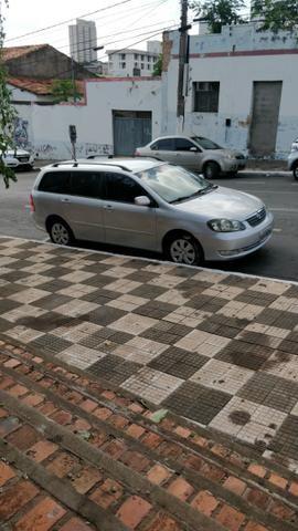 Toyota Fielder XEI 1.8 Automático Flex 2007/8 - Impecável - Foto 5