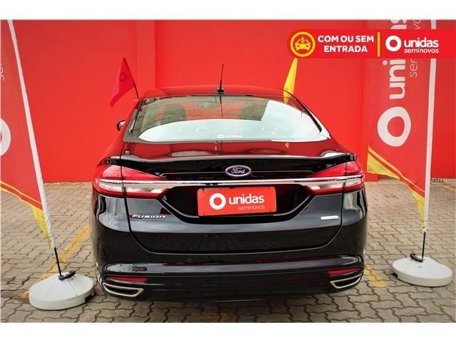Ford Fusion 2.0 sel 16v gasolina 4p automático - Foto 6