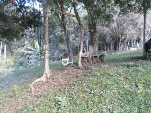 Chacara agudos do sul as margens pr 281 troco caminhao guincho munk - Foto 12