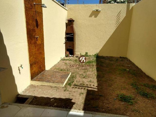 Casa duplex com 3 dormitórios sendo 2 suítes, 2 banheiros, a venda,  por R$ 310.000 - Mess - Foto 15