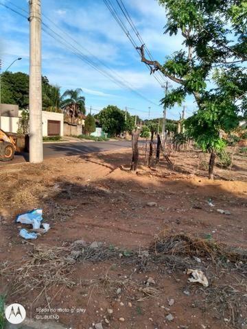 Vendo Terreno de esquina medindo 30 x 50 m em T. Lagoas.Ms - Foto 5