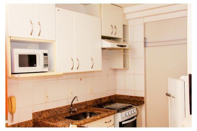 Flats e Apartamentos mobiliado por temporada em Goiânia - Foto 14