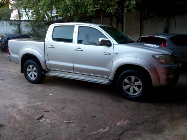 Hilux 2009 3.0 Manual 4x2 Completo