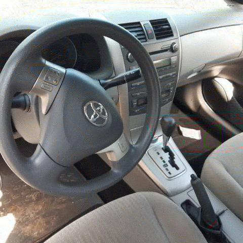Corolla automático flex 2009/10
