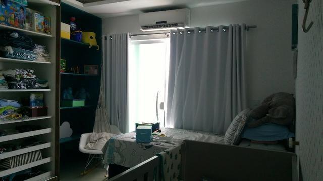 Vendo casa em cond.fechado Jd D'Italia Araçagi, Alto padrão, Energ solar, etc - Foto 17
