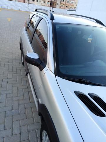 Peugeot escapade 2007 1.6 completo top!!!! carro extra - Foto 14