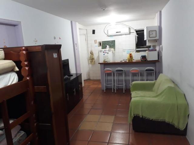 Apartamento Kitnet Praia Grande a partir de R$ 100.00 a Diária. Natal R$ 200,00 - Foto 3