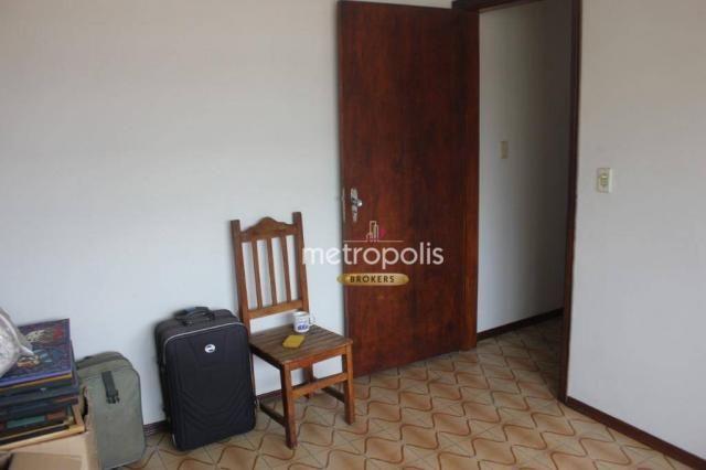 Sobrado com 4 dormitórios para alugar, 246 m² por R$ 4.000/mês - Cerâmica - São Caetano do - Foto 6