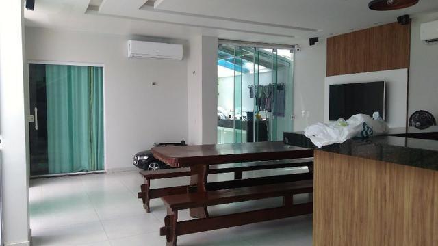 Vendo casa em cond.fechado Jd D'Italia Araçagi, Alto padrão, Energ solar, etc - Foto 12
