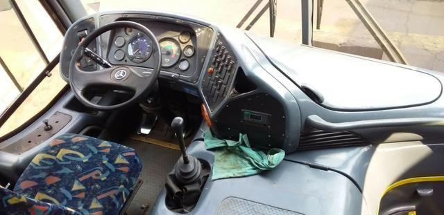 Onibus rodoviario motor dianteiro g6 1721 - Foto 5
