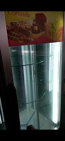 Expositor Giratório de Bolos e Doces - Foto 2