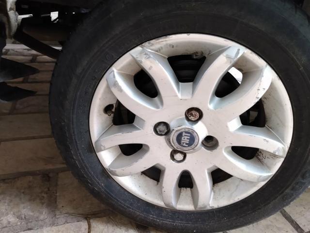 Rodas Fiat aro 14 - Foto 3