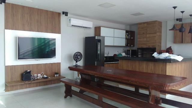 Vendo casa em cond.fechado Jd D'Italia Araçagi, Alto padrão, Energ solar, etc - Foto 11