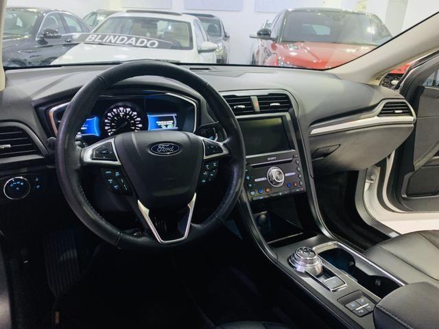 Ford Fusion Titanium 2.0 Hybrid 4p Aut - Foto 8