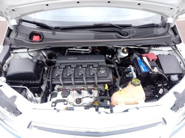 Chevrolet Onix LTZ 1.4 Manual Flex Branco 2015 - Foto 13