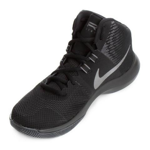 Tênis Nike Air Precision NBK Masculino - Preto 42 !Novo na caixa ... b56418ccec703