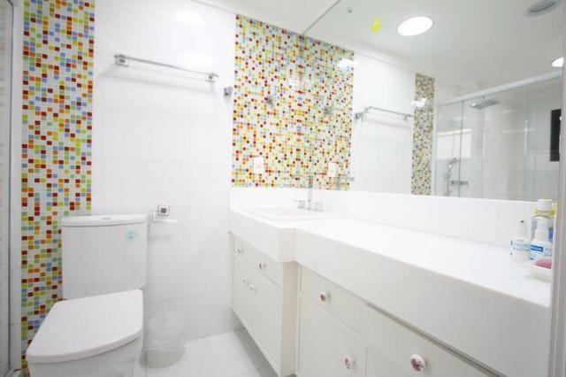 Boqueirão, Apartamento de 3 dormitórios com Portaria 24h - Foto 16