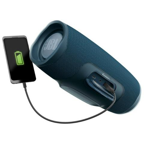 Caixa de Som JBL Charge 4 com Bluetooth/Auxiliar/USB Bateria 7.500 Mah - Foto 5