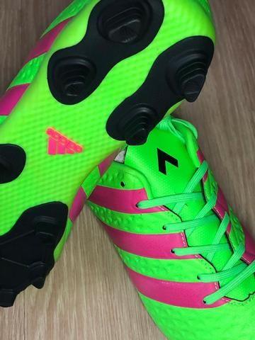 7c2e1e618e 50 % OFF   Original  Chuteira Adidas ACE 16.4 Campo - Roupas e ...