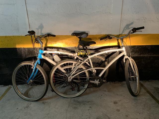 bda18bb9e Bicicleta Caloi100- Aro 26 - Freio V-Brake - Câmbio Traseiro Shimano - 21