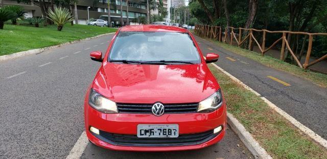 Vw - Volkswagen Gol 1.6 Confortline 2015 - Foto 8