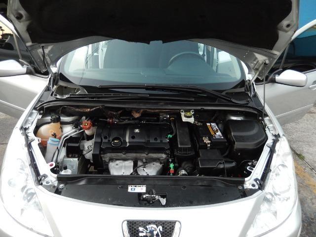 Peugeot 307 sedan 1.6 flex - Foto 8