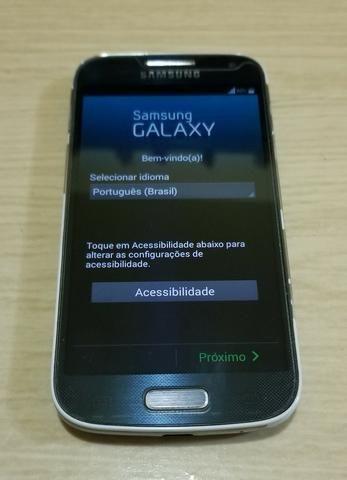 80627fba9 Smartphone Samsung - Modelo: Galaxy S4 Mini GT-I9192 R$ 350 Agora por