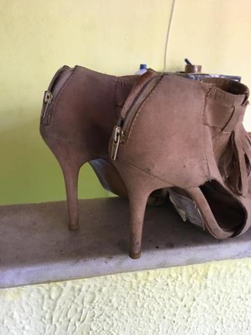b8d62d22cb Sapato alto da aquamar - Roupas e calçados - Bangu