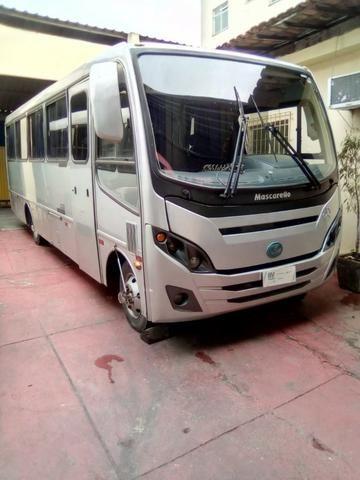 Micro ônibus mascarello granmicro 2011|12 - Foto 6
