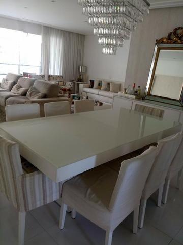 Apartamento 4 Suítes Pituba Ville Nascente Alto Luxo!