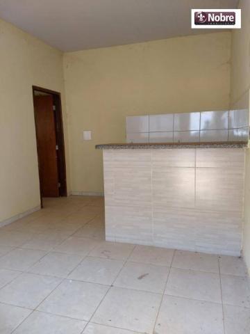 Kitnet para alugar, 44 m² por r$ 470,00/mês - plano diretor norte - palmas/to