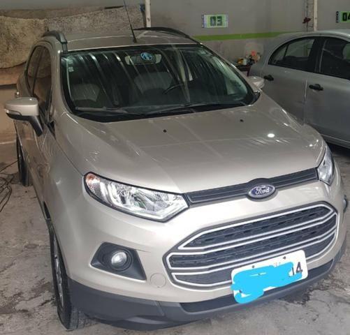 Ford Ecosport 1.6 16/16 SE automática impecável!