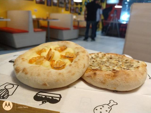 Pizzaria e hamburgueria temática com estrutura e cozinha impecável - Foto 8