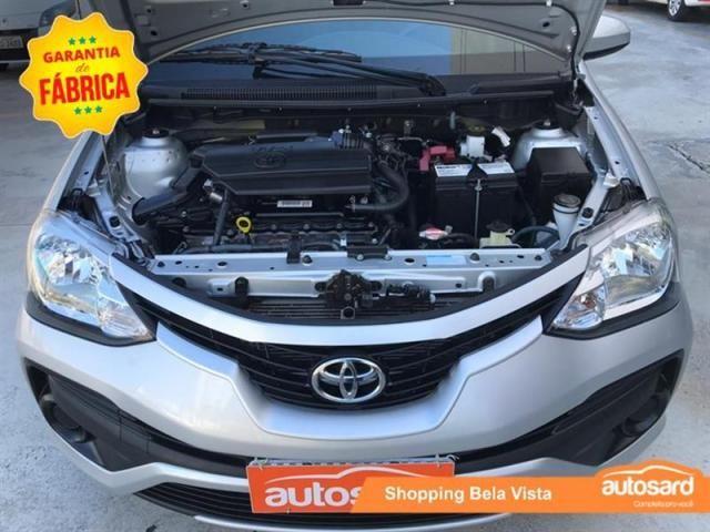 Toyota Etios Sedan XS 1.5 (Flex) (Aut) - Foto 11