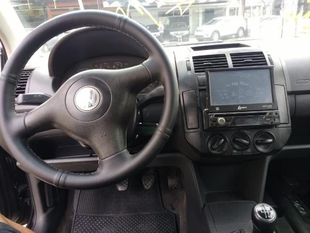 Polo 2.0 AP com GNV Manual e chave reserva Unico Dono - Foto 5