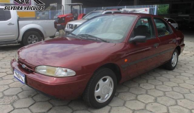 Ford mondeo 1995 2.0 glx 16v gasolina 4p manual