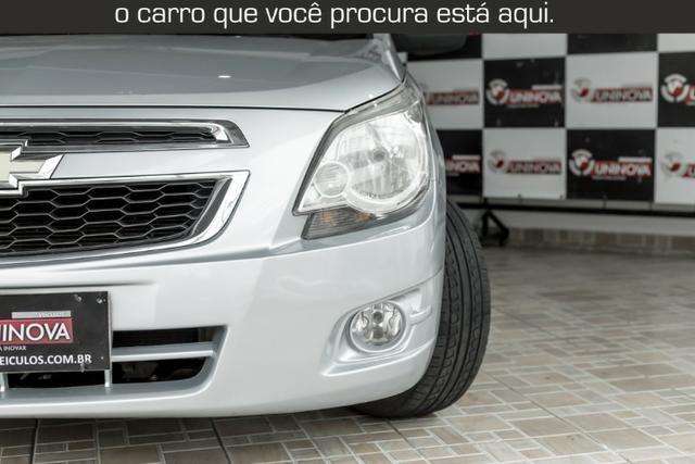 Chevrolet Cobalt LTZ 1.4 Flex (Ótima opção p/Uber) - Foto 5
